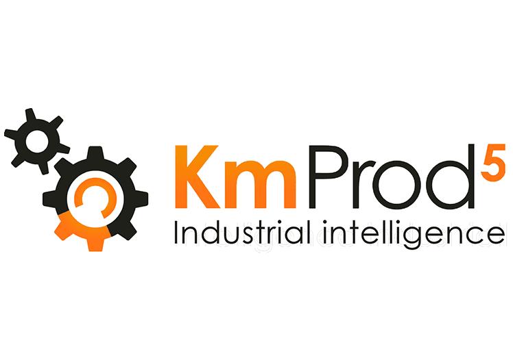 Logo KmProd EN